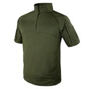 Condor Short Sleeve Combat Shirt 1/4 Zip