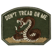 Condor Don't Tread On Me Patch