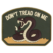 Don't Tread On Me PVC Patch
