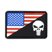 Condor US Morale Flag Patches