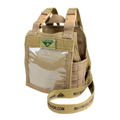 Condor Mini Exo Plate Carrier ID Panel
