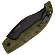 Cold Steel Thompson Voyager Vaquero Serrated Knife
