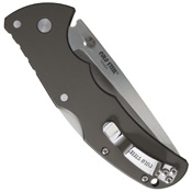 Code 4 Aluminum Handle Folding Blade Knife