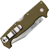Cold Steel SR1 Folding Knife Tri-Ad Lock