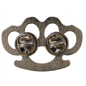 1.5x1 Inch Silver Knuckle Pin