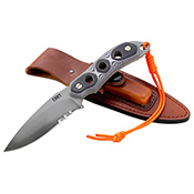 CRKT Hoodwork Fixed Blade Knife