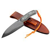 CRKT HCK1 Hood Outdoor Camp Fixed Blade Knife