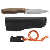 CRKT Saker Fixed Blade Knife w/ Firestarter