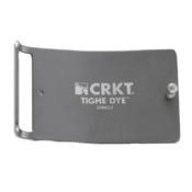 CRKT Tighe Dye Folding Knife w/ Button Lock Gift Set