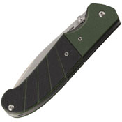 CRKT Ignitor G10 Handle Folding Blade Knife