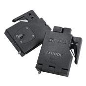 CRKT ExiTool Seat Belt Cutter, Glass Breaker & LED Light