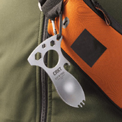 CRKT 4.039 Inch Overall Outdoor Multi-Tool
