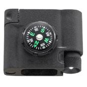 CRKT Stokes Paracord Bracelet w/ Compass, Led and Firestarter