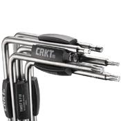 CRKT Twist and Fix Torx Hex Tool - Black