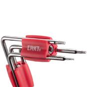 Twist and Fix Knife Repair Multi-Tool - Red