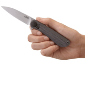 Onion Slacker Field Strip Folding Knife