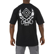 5.11 Tactical Tarani Mens Half Sleeve T-Shirt
