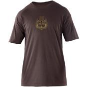 5.11 Tactical Owl Mens Half Sleeve T-Shirt