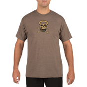 5.11 Tactical Recon Skull Kettle Casual T-Shirt
