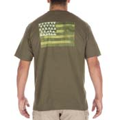 5.11 Tactical Molle-lok America Casual T-Shirt