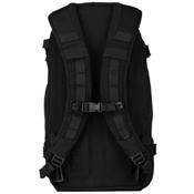 AMP12 25L Black Backpack