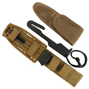 Gerber 22-01400 LMF II Survival Coyote Brown Fixed Blade Knife