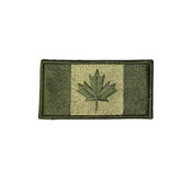 Medium Canada 3 X 1 34 Inch Iron On Patch