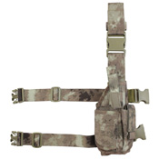 Deluxe Tornado Tactical Right Leg Holster