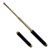 Gold Tactical Expandable Baton