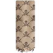 Skull Print Shemagh Tactical Scarf