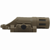 Compact Tactical Mounted Light