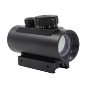 1x30 Red/Green Dot Sight Scope