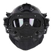 Gear Stock WST Tactical Masked Helmet G4 PJ Type