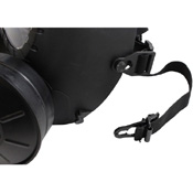 Gear Stock Dual-Fan Airsoft Gas Mask