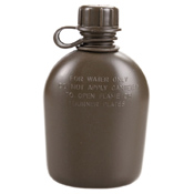 Hayes 1 Quart Canteen W/ Clip