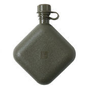 2 Quart Canteen With Cap & Strap