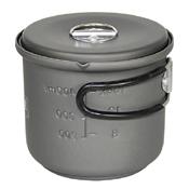 Esbit 585 ML Solid Fuel Stove Plus Cookset