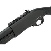 JAG Arms Scattergun HD Standard Tube Gas Airsoft Shotgun - Black