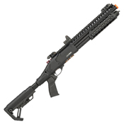 JAG Arms Scattergun SPX2 Gas Airsoft Shotgun - Black