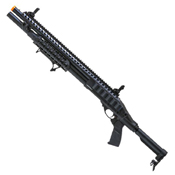 JAG Arms Scattergun SPX Gas Airsoft Shotgun - Black