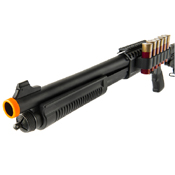 JAG Arms TSS Scattergun Gas Shotgun (w/ Side Saddle)
