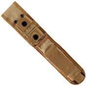 Short Becker BK16 Drop-Point Fixed Blade Knife