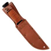 Mark I Plain Edge Fixed Blade Knife w/ Sheath