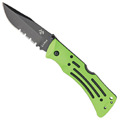 Mule AUS 8A SS Steel Folding Knife