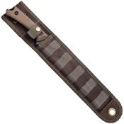 KA-BAR Jarosz Choppa Fixed Blade Knife Full Tang