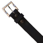 Keldon Leather Belt w. Removable Buckle