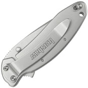 Scallion 420HC Steel 2.4 Inch Blade Folding Knife