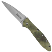 Kershaw Leek SpeedSafe Opening Folding Blade Knife