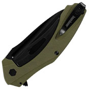 Natrix-XL Drop Point Blade Folding Knife