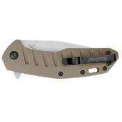 Bisland Clip Point Blade Hunting Knife